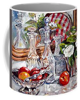 Crystal Reflections Coffee Mug by Alexandra Maria Ethlyn Cheshire