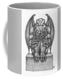 Cthulhu Idol Coffee Mug
