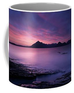 Cuillins At Sunset Coffee Mug