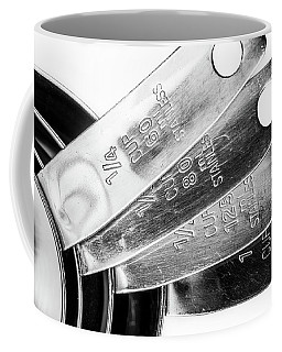 1 Cup Measure And Siblings. Coffee Mug