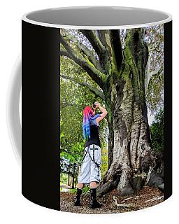Curiosity Coffee Mug