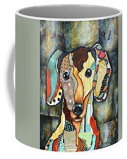 Dachshund Coffee Mug by Patricia Lintner