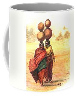 Daily Desert Dance  Coffee Mug