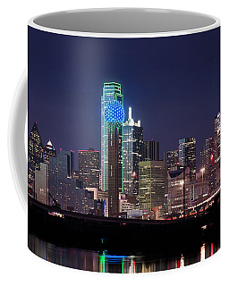 Dallas Skyline Cowboys Coffee Mug