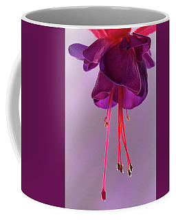Dance Of The Fuschia Coffee Mug