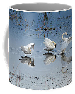Dance Of The Trumpeter #1a Coffee Mug