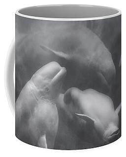 Dancing Belugas  Coffee Mug