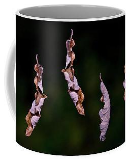 Dancing Leaves Coffee Mug