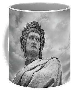 Dante Alighieri Coffee Mug by Sonny Marcyan