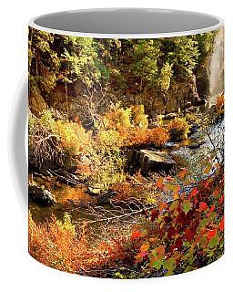 Dead River Falls  Marquette Michigan Coffee Mug