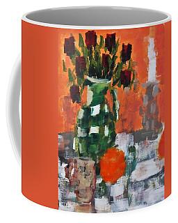 Dead Roses Coffee Mug