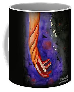 Death I Come Home To You Coffee Mug