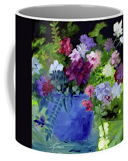 December Blue Coffee Mug