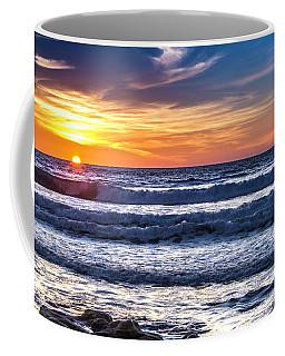 Sunset - Del Mar, California View 1 Coffee Mug