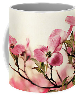 Coffee Mug featuring the photograph Delicate Dogwood by Jessica Jenney