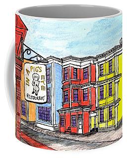 Derby Street Salem Coffee Mug