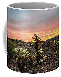 Desert Colors Coffee Mug