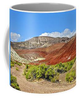 Desert Red Coffee Mug