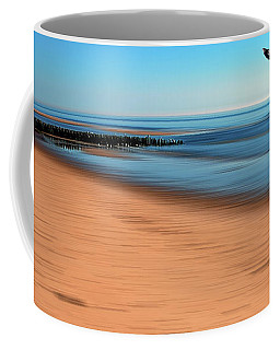 Coffee Mug featuring the photograph Desire Light  by Hannes Cmarits