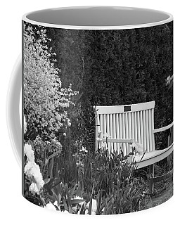 Desolate In The Garden Coffee Mug
