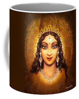 Devi Darshan Coffee Mug