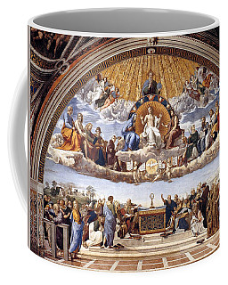 Disputation Of The Eucharist Coffee Mug