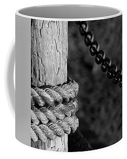 Dock Detail Coffee Mug