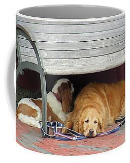 Dog Daze Coffee Mug
