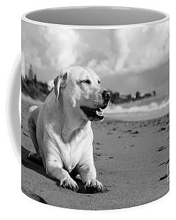 Dog - Monochrome 5  Coffee Mug
