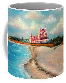 Don Cesar Hotel Coffee Mug