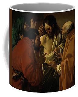 Doubting Thomas Coffee Mug