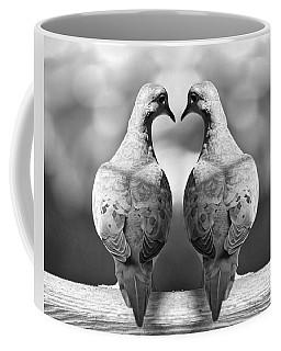 Dove Birds Coffee Mug