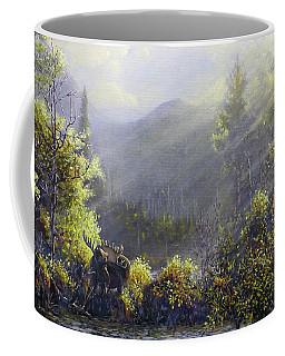 A Sunny Meadow Coffee Mug