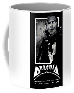 Dracula Movie Poster 1931 Coffee Mug