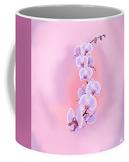 Dragon Orchid Coffee Mug