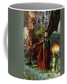 Dragon Queen Coffee Mug
