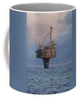 Draugen Platform Coffee Mug