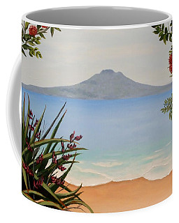 Dreaming Of Rangitoto Coffee Mug