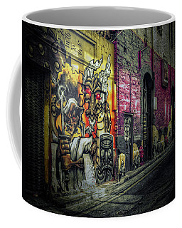 Coffee Mug featuring the photograph Dreamscape by Wayne Sherriff