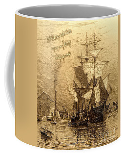 Drinking Rum Before Noon Coffee Mug