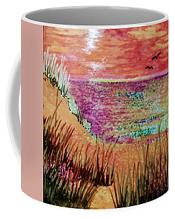 Dune Dreaming Coffee Mug