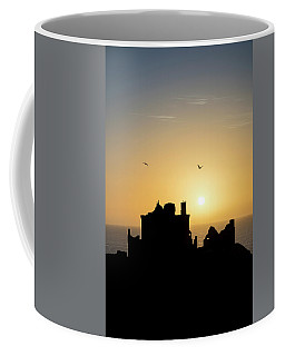 Dunnottar Castle Sunrise Coffee Mug