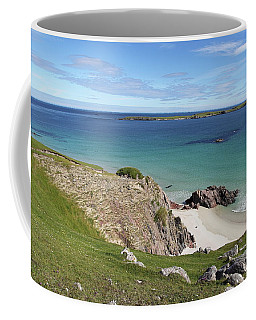 Coffee Mug featuring the photograph Durness - Scotland by Pat Speirs