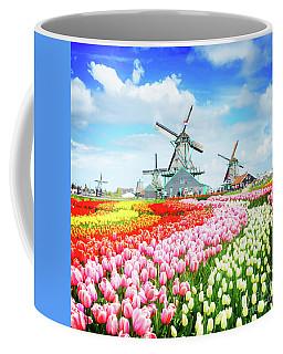 Dutch Wind Mills II Coffee Mug