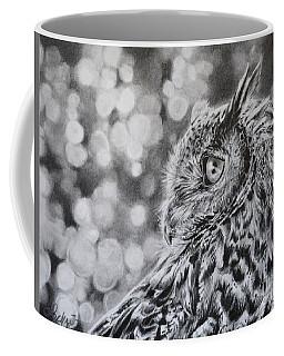 Eagle Owl  Coffee Mug