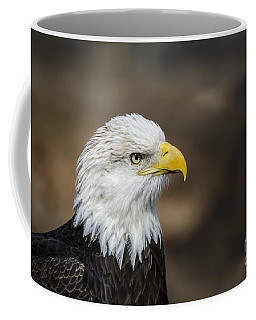 Eagle Profile Coffee Mug