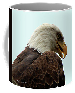 Eagle Coffee Mug by Suhas Tavkar