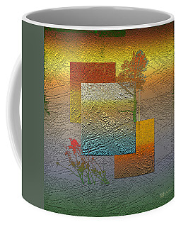 Early Morning In Boreal Forest Coffee Mug