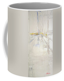 Early Winter In Manhattan Coffee Mug