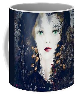 Earth North  Coffee Mug by Kim Prowse